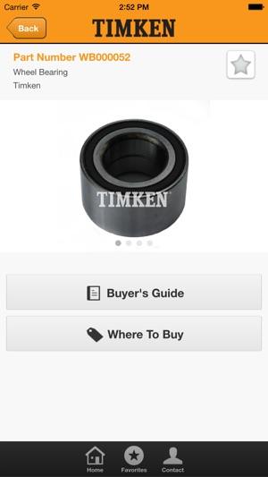 Timken Info on the App Store