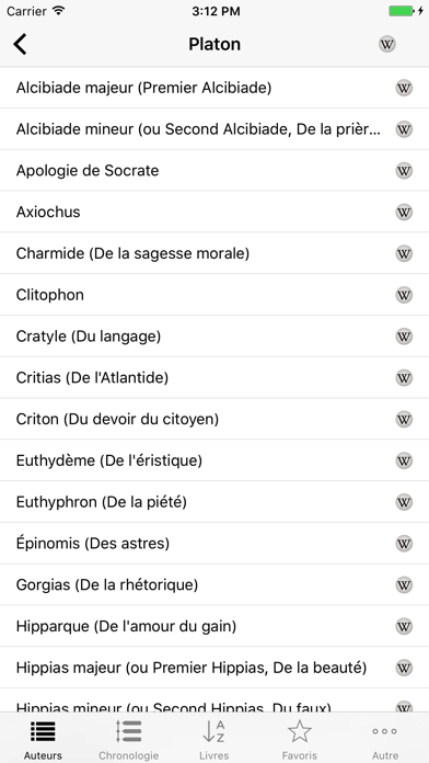 download Philosophie (Anthologie de la) apps 2