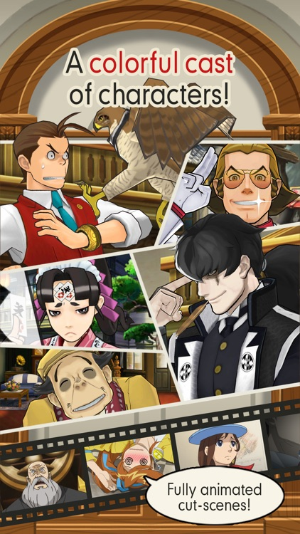 Ace Attorney: Dual Destinies screenshot-3