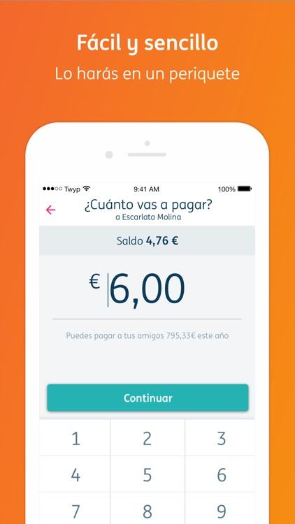 Twyp – Pago entre amigos screenshot-4