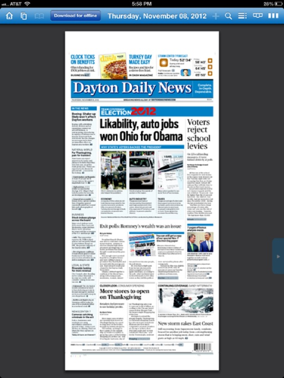 The Dayton Daily News ePaper