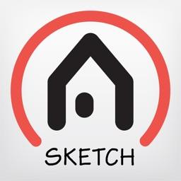 Arrette Scale sketch drafting