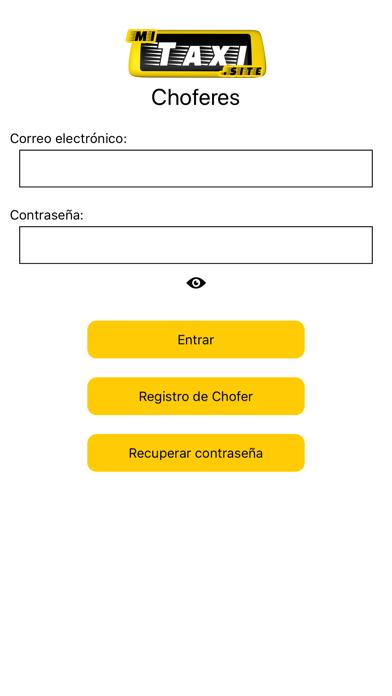 Mi Taxi ChoferesCaptura de pantalla de1