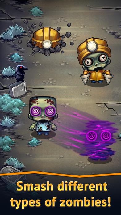Zombie Hunt: Smash Defense screenshot 2