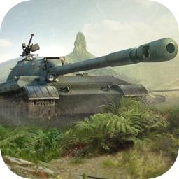 坦克警戒大战-帝国战争风云射击手游