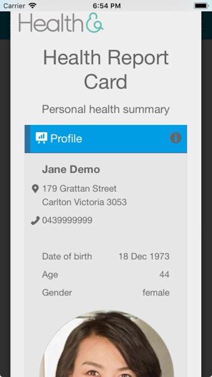 Health& screenshot-9
