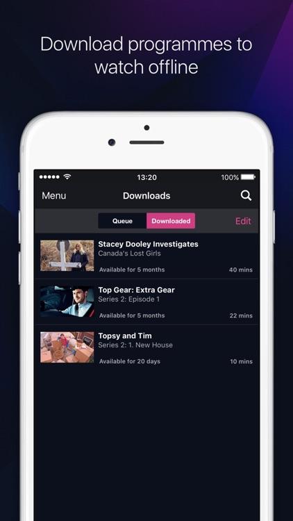 BBC iPlayer screenshot-3
