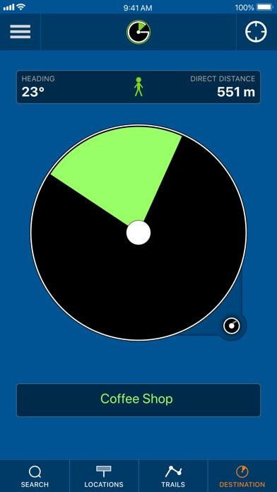 NaviGoto - Simple Navigation screenshot #1