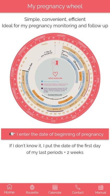 My Pregnancy Wheel