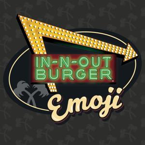 In-N-Out Emoji app