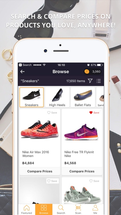 Priceza - Shop & Price Search