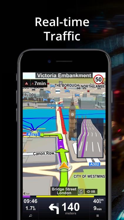 Car Navigation: Maps & Traffic screenshot-3