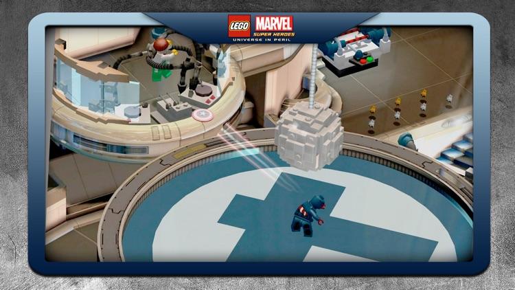 LEGO® Marvel Super Heroes screenshot-0