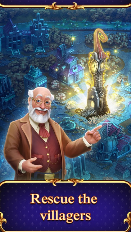 Clockmaker – Match3 Puzzle screenshot-1