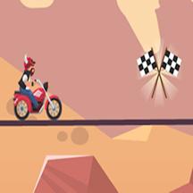 北京赛车:Biker Lane