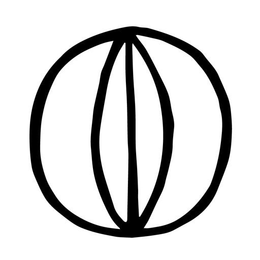 Pure, the hookup app application logo