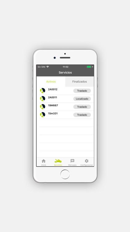 EfiAsistencia Mobile V2