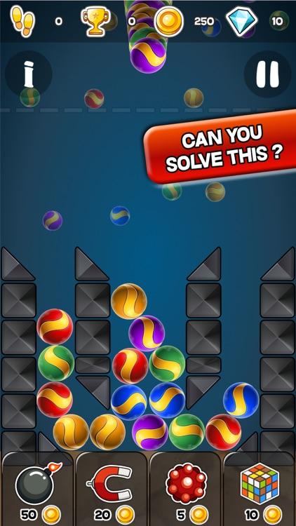 Bouncing Bubbles Shooter screenshot-4