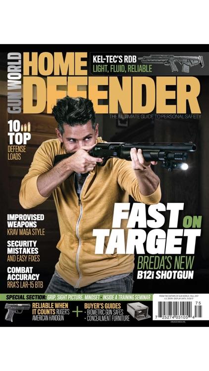 Gun World's Home Defender screenshot-3