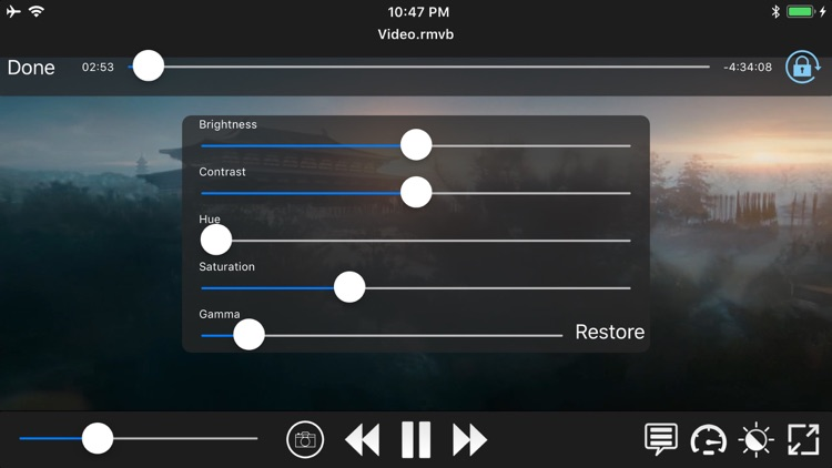 PowerHD Mini  Media Player screenshot-3