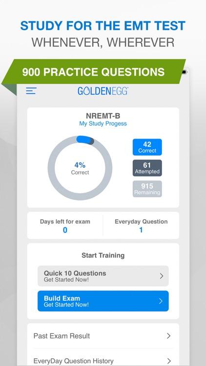 EMT (NREMT) Practice Test