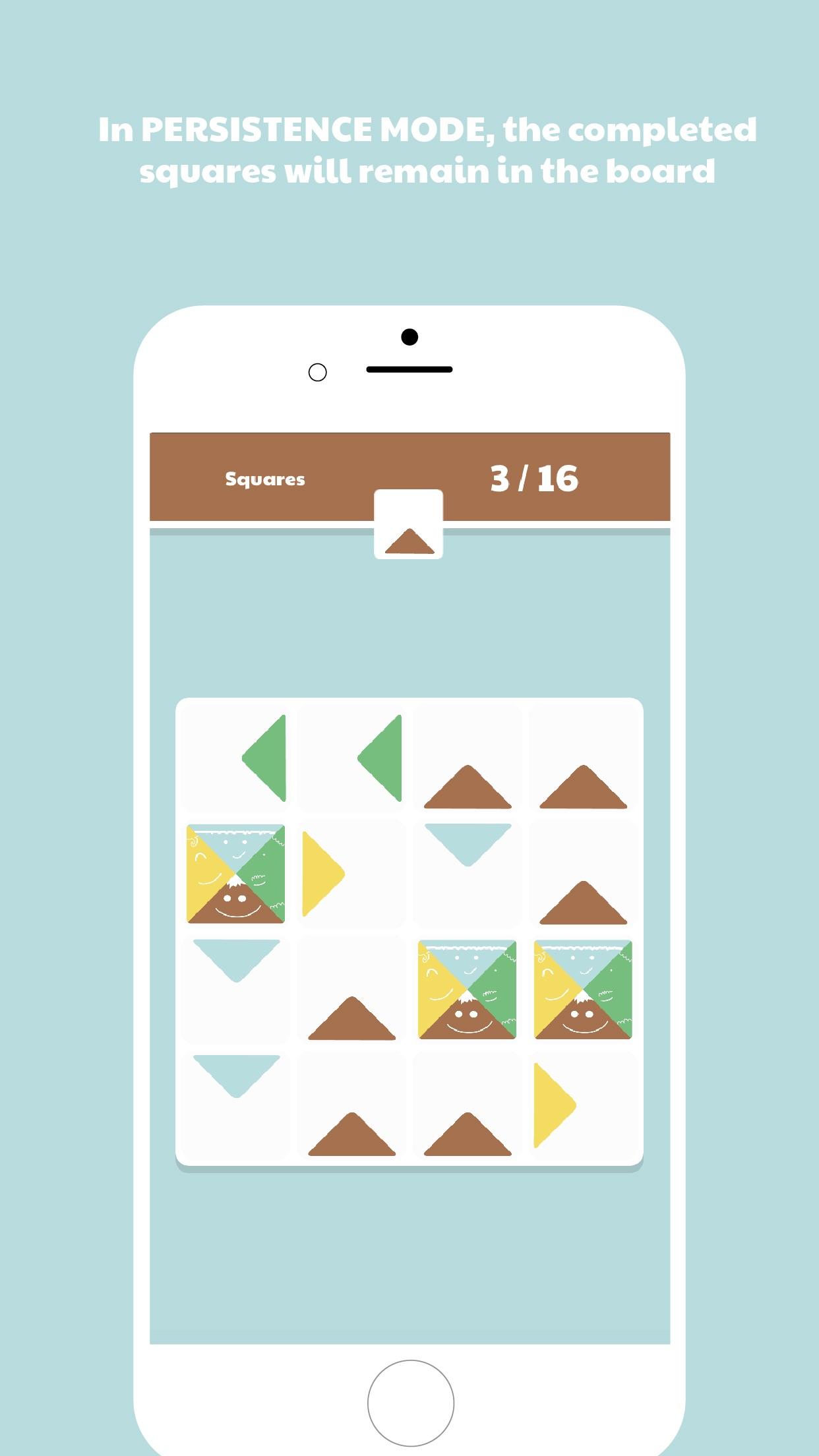 Screenshot do app Triangulae