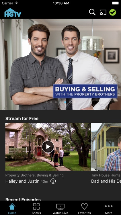 HGTV screenshot-0