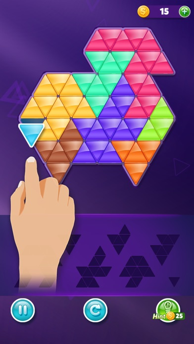 Block! Triangle puzzle:Tangram screenshot 4