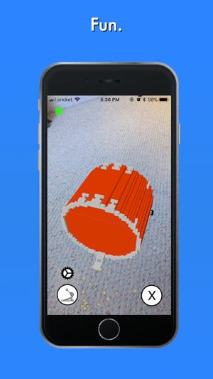 AR Kick Drum Screenshot