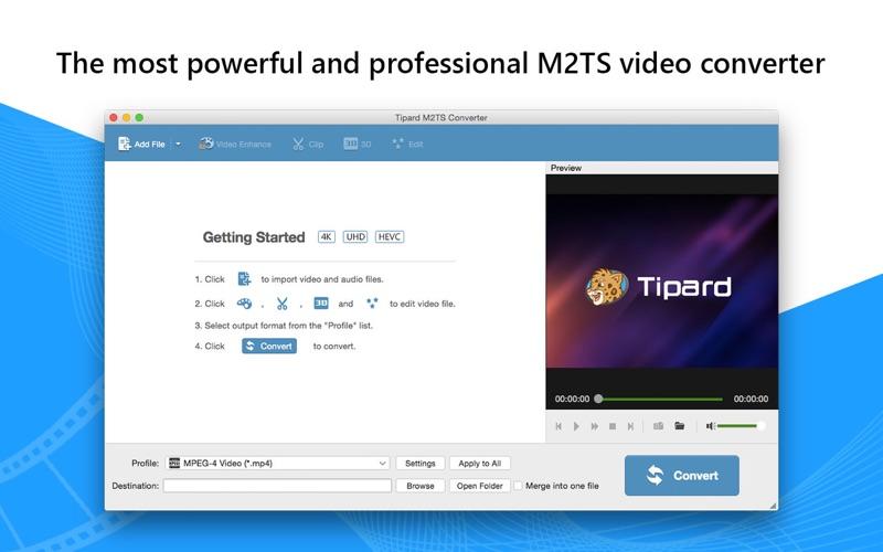 Tipard M2TS转换器