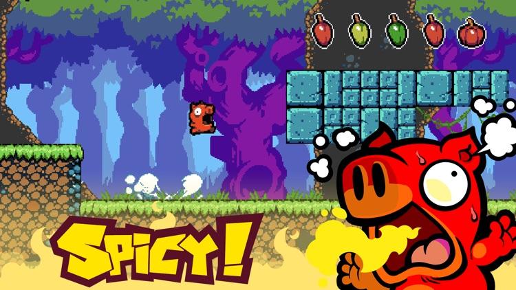 Spicy Piggy screenshot-0