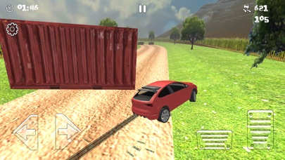 Extreme Offroad Jeep Driving screenshot three