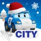 Robocar Poli Cars My City Game icon
