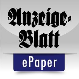 Anzeige-Blatt