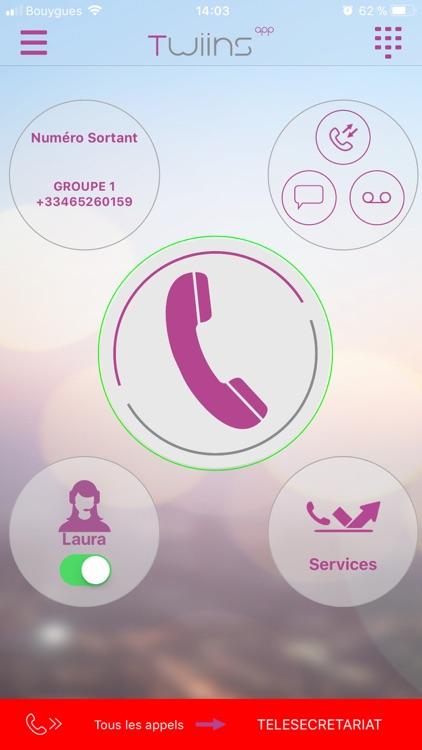 Twiins app screenshot-4