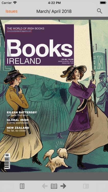 Books Ireland