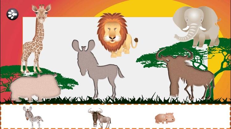 Kids games - Animals cards Fun