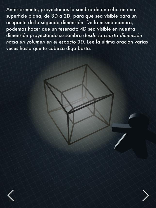 La cuarta dimensión en App Store
