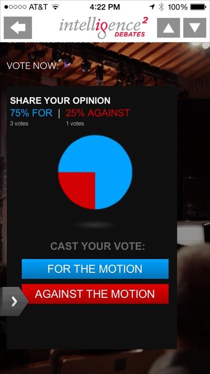 IQ2US Debates screenshot-3