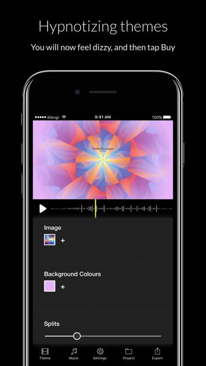 Wizibel - Audio Visualizer screenshot-4