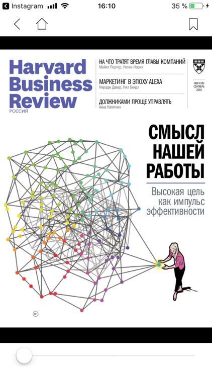 Harvard Business Review Russia