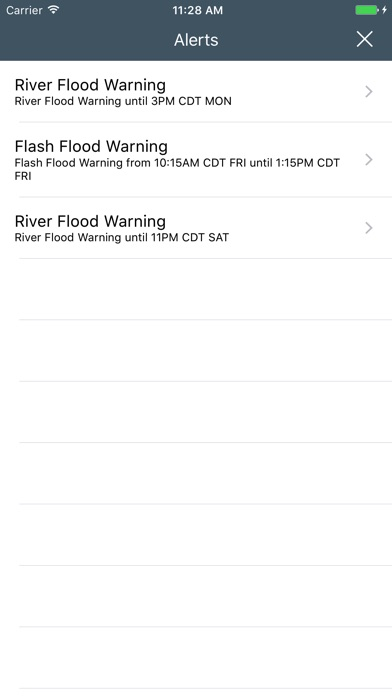 download NOAA Weather Alerts apps 3