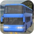 Chauffeur de bus de tourisme icon