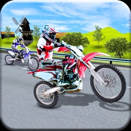 Highway Bike Stunt Racer