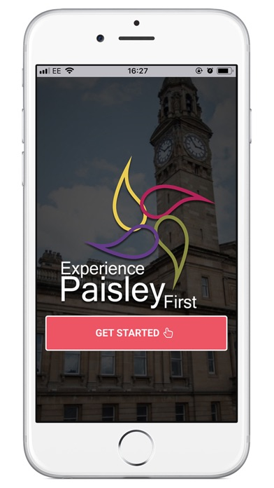 Experience Paisley First screenshot one