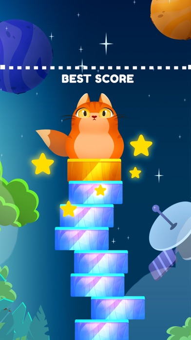 Animal Stack Jump screenshot 3