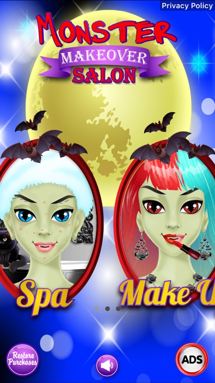 Monster Makeover & Salon