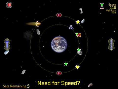 Asteroid Odyssey 2177 - náhled