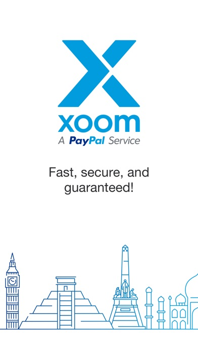 Screenshot for Xoom Money Transfer in United States App Store