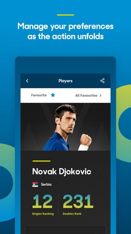 Australian Open Tennis 2018 screenshot-3